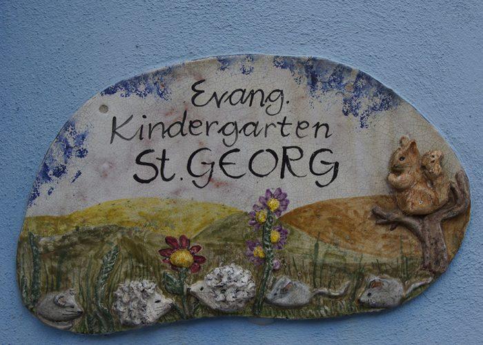 Kita_Georg_Aussenschild