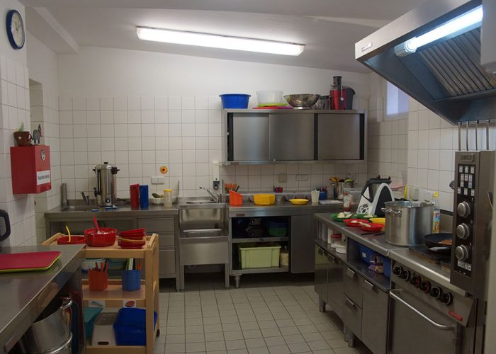 Kita Gertraud-Marien Küche