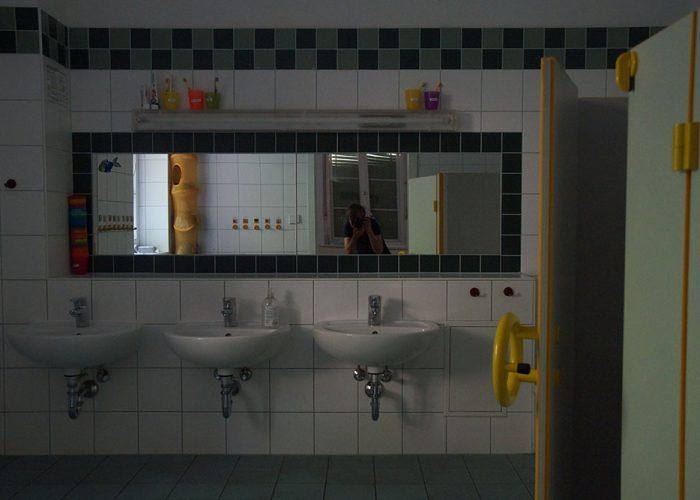 Kita Gertraud-Marien Waschraum