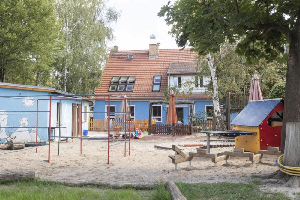 Kita Georg Spielplatz