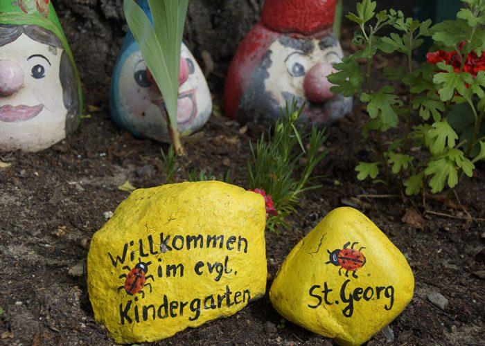 Kita Georg Willkommen