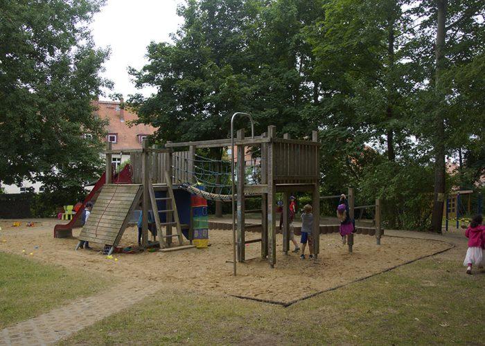 Kita Kreuz Spielplatz